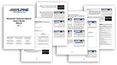 Alpine - Bluetooth Firmware Update Group1
