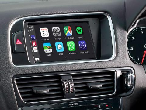 Audi-Q5-Navigation-System-X703D-Q5R-with-Carplay-Menu