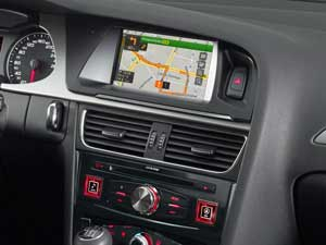 Alpine Style | Navigation System for Audi A5 - X701D-A4R