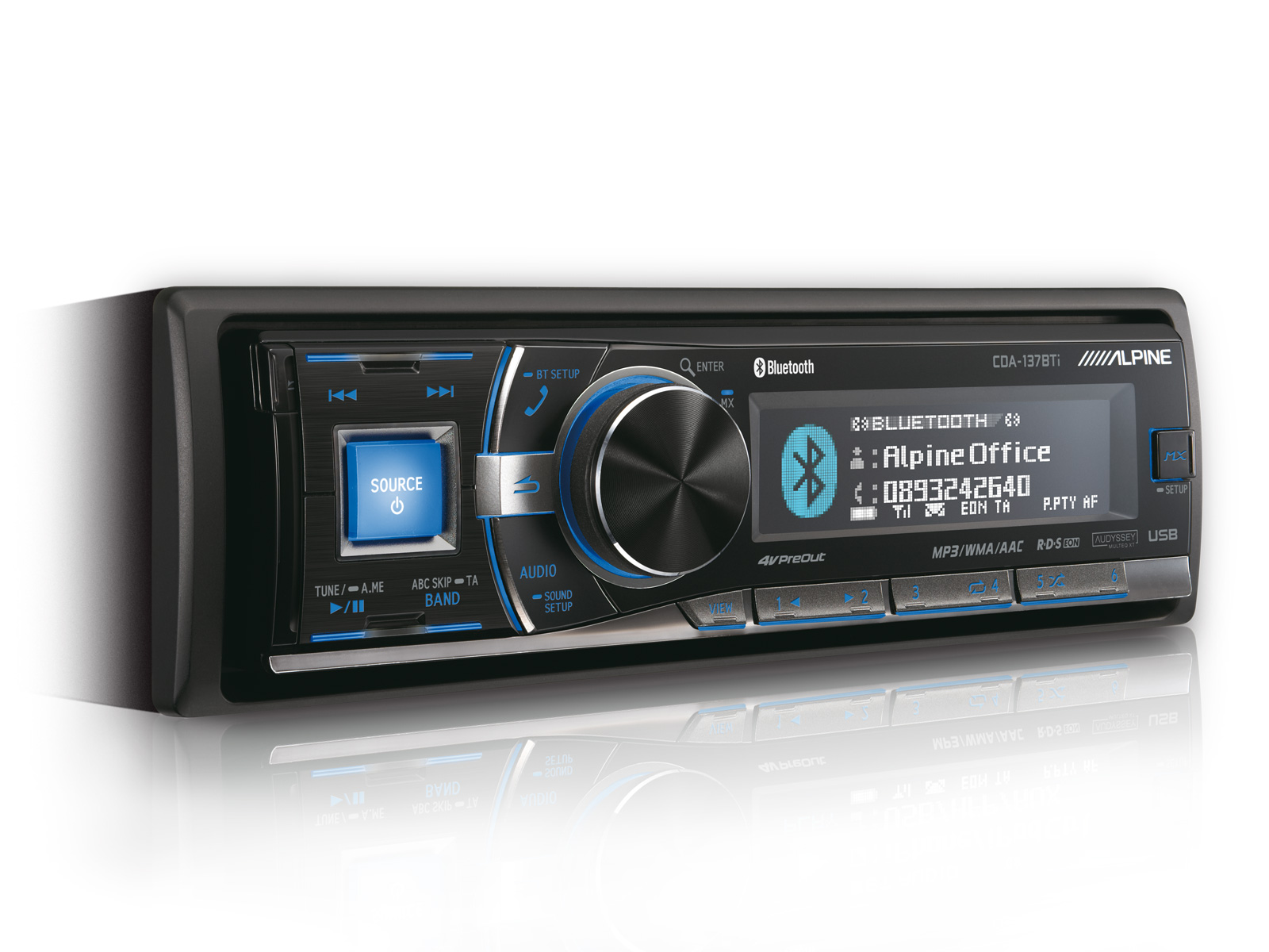 cd receiver with advanced bluetooh alpine cda 137bti rh alpine co uk