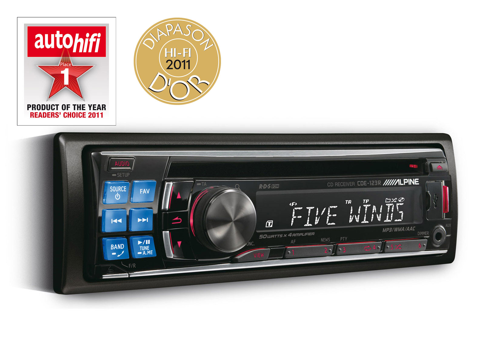 cd receiver usb and ipod controller alpine cde 123r rh alpine co uk Alpine Car Stereo Systems Alpine Car Stereo CD Player