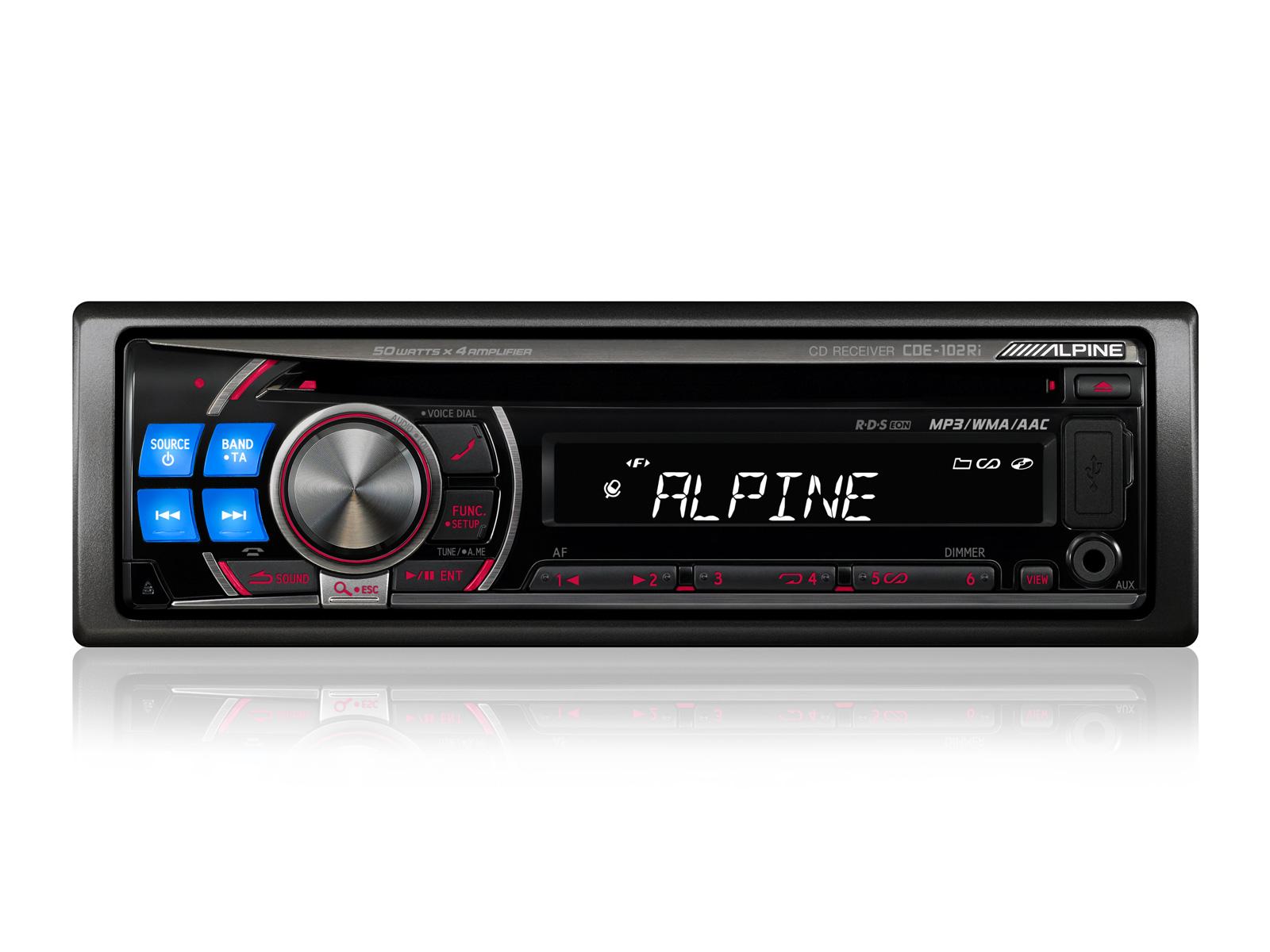 alpine cde 102 wire diagram cd receiver usb and ipod acirc reg – Dial Wiring-diagram