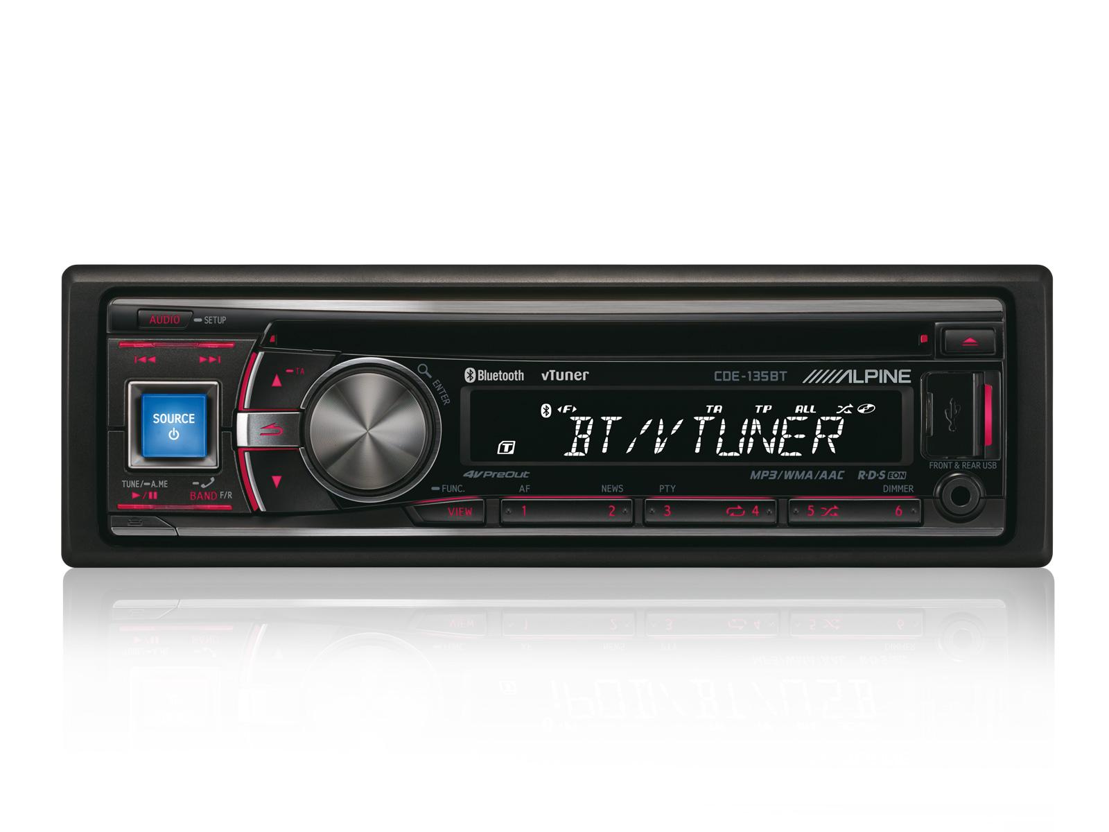 productpic_CDE 135BT_02 internet radio receiver alpine cde 135bt alpine cde153bt wiring diagram at honlapkeszites.co