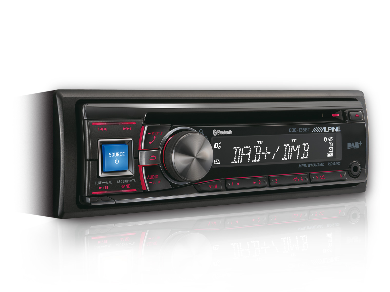 cd dab receiver with advanced bluetooth alpine cde 136bt rh alpine co uk