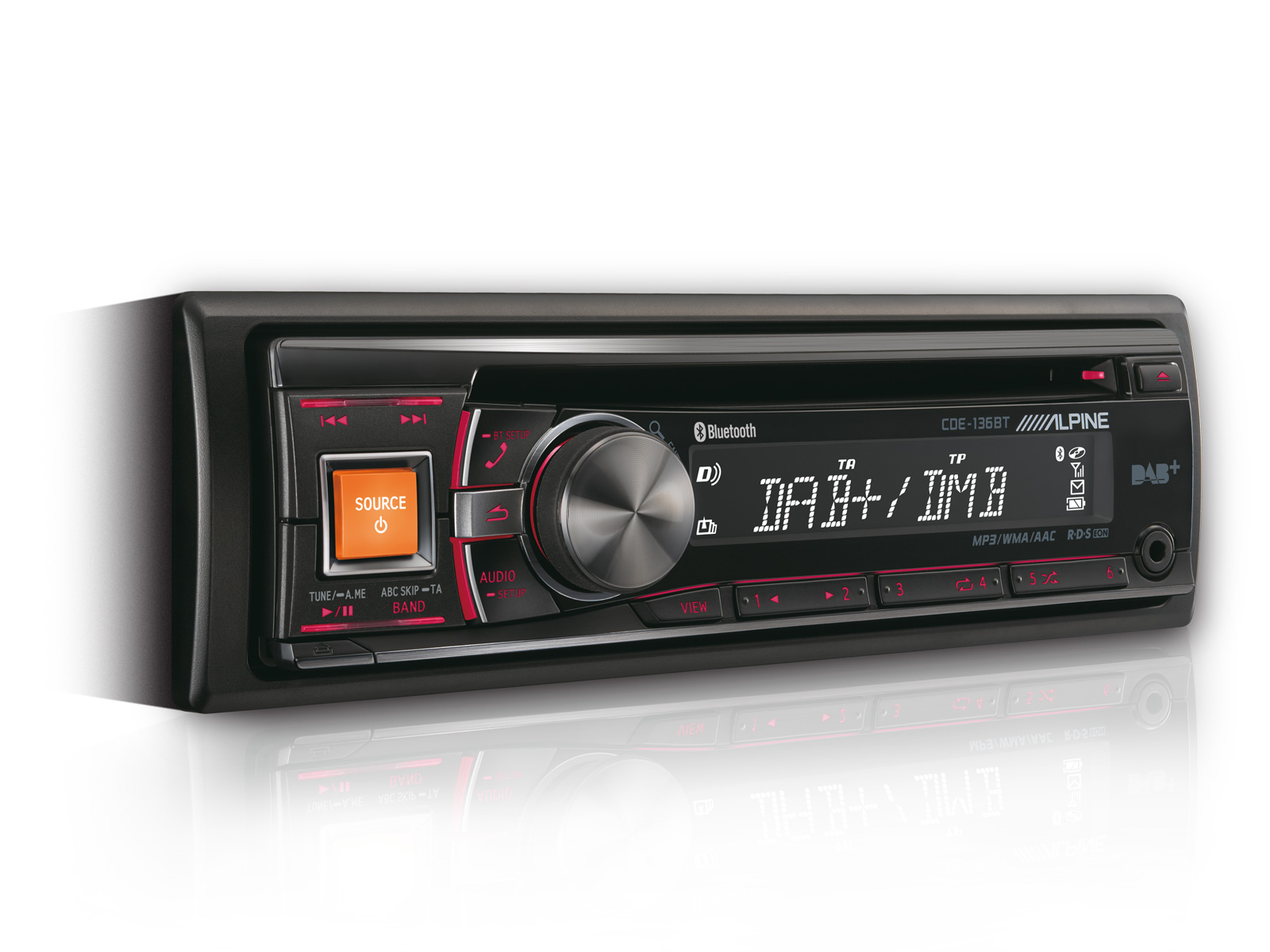 productpic_CDE 136BT_07 cd dab receiver with advanced bluetooth alpine cde 136bt alpine cde-w235bt wiring diagram at n-0.co