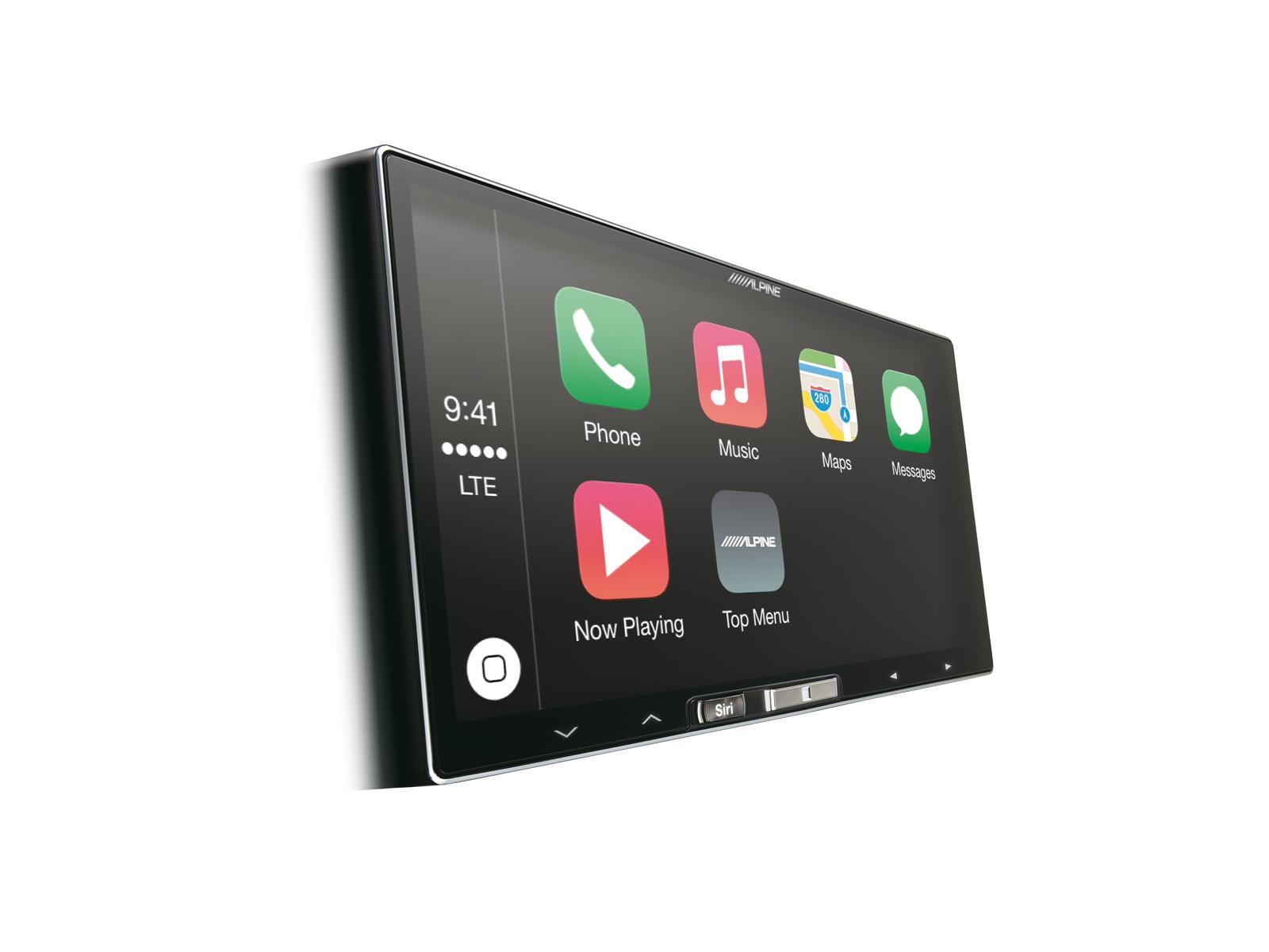 In Dash Digital Media Receiver With Apple Carplay Alpine Ilx 700 Hyundai Mp3 01 Wiring Diagram