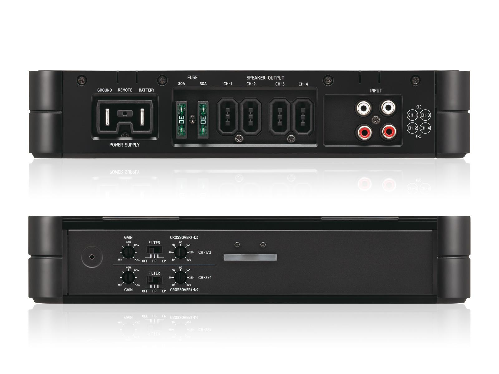 4 3 2 Channel Power Density Digital Amplifier Alpine Pdx F6 Szx1302 Subwoofer Lowpass Circuit Board Free