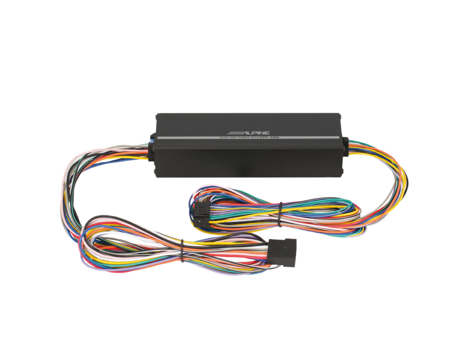 productpic_KTP 445A_01 head unit power pack alpine ktp 445a  at n-0.co