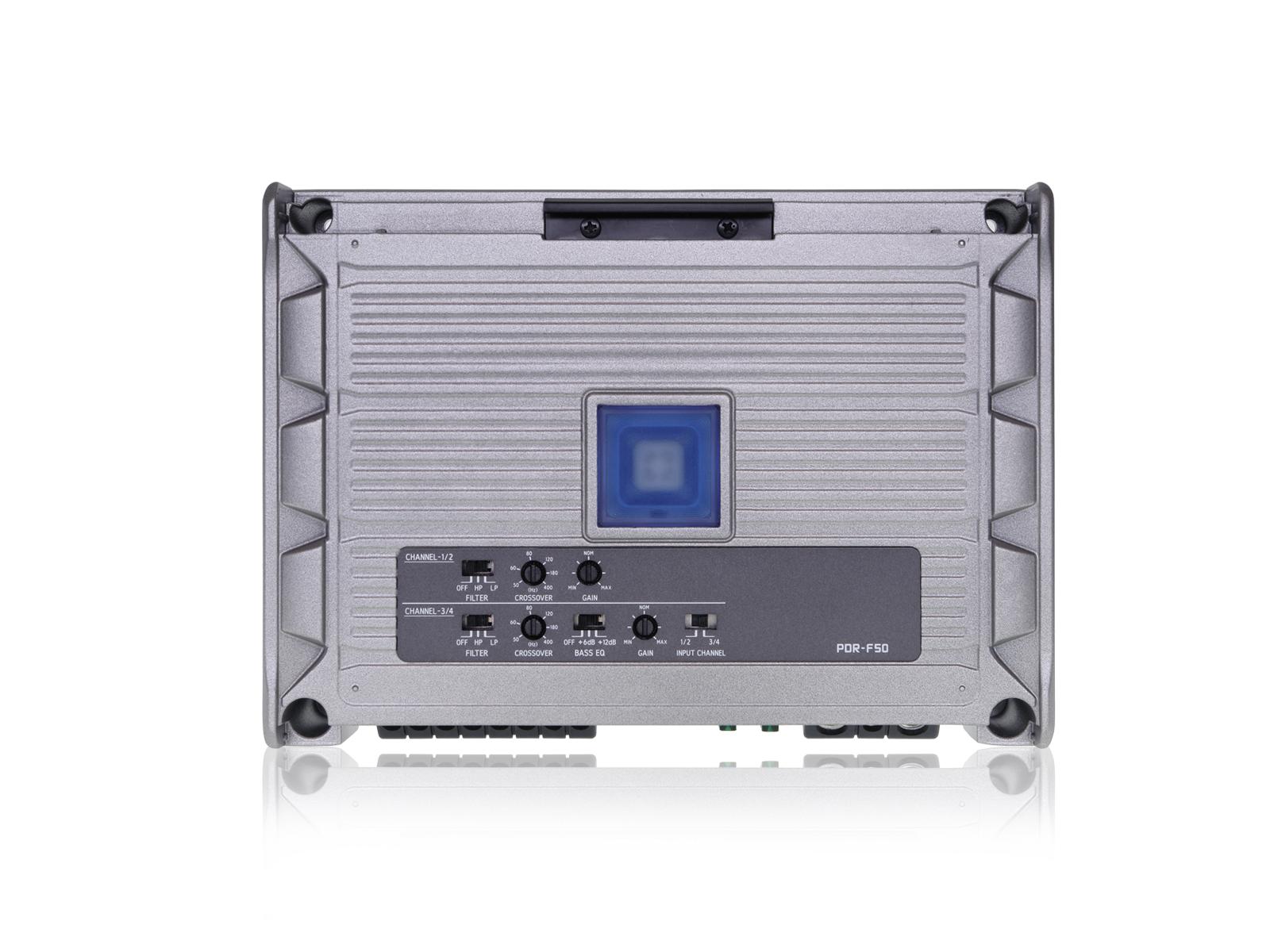 4 Channel Power Amplifier Alpine Pdr F50 Szx1302 Subwoofer Lowpass Circuit Board Free