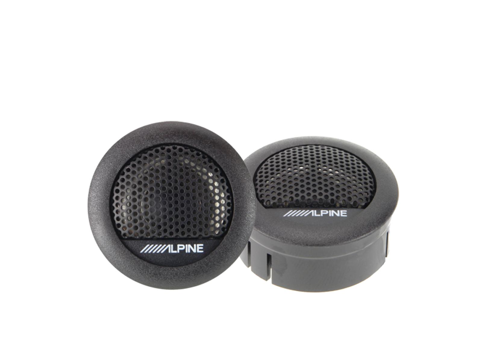 Mylar-Titanium Balanced Dome Tweeter 3 cm - Alpine - SXE-1006TW