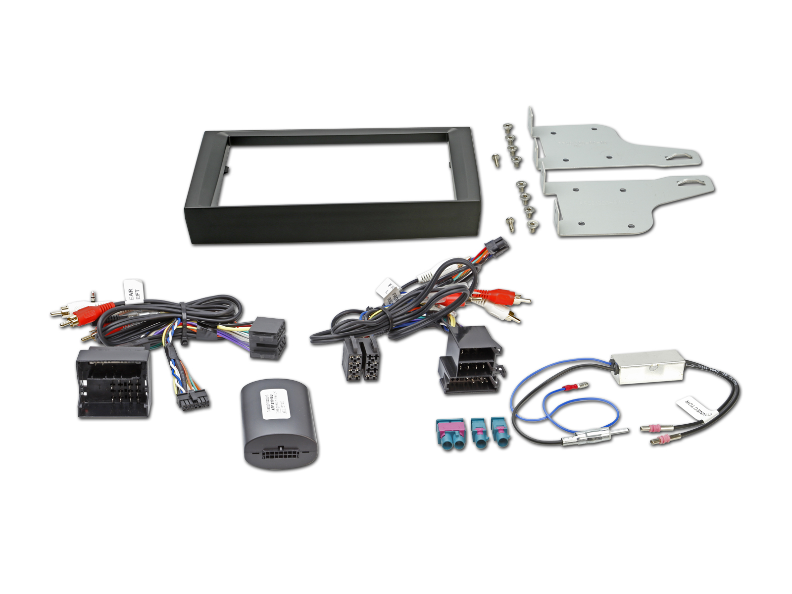 Installation Kit For Ine W928r Audi A4 Seat Exeo Alpine 8a4 Wiring Harness 2008