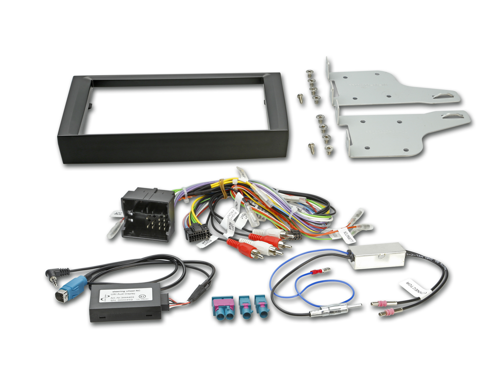 Installation Kit For Ine W928r Audi A4 Seat Exeo Alpine 500 Wiring Diagram 8a4d