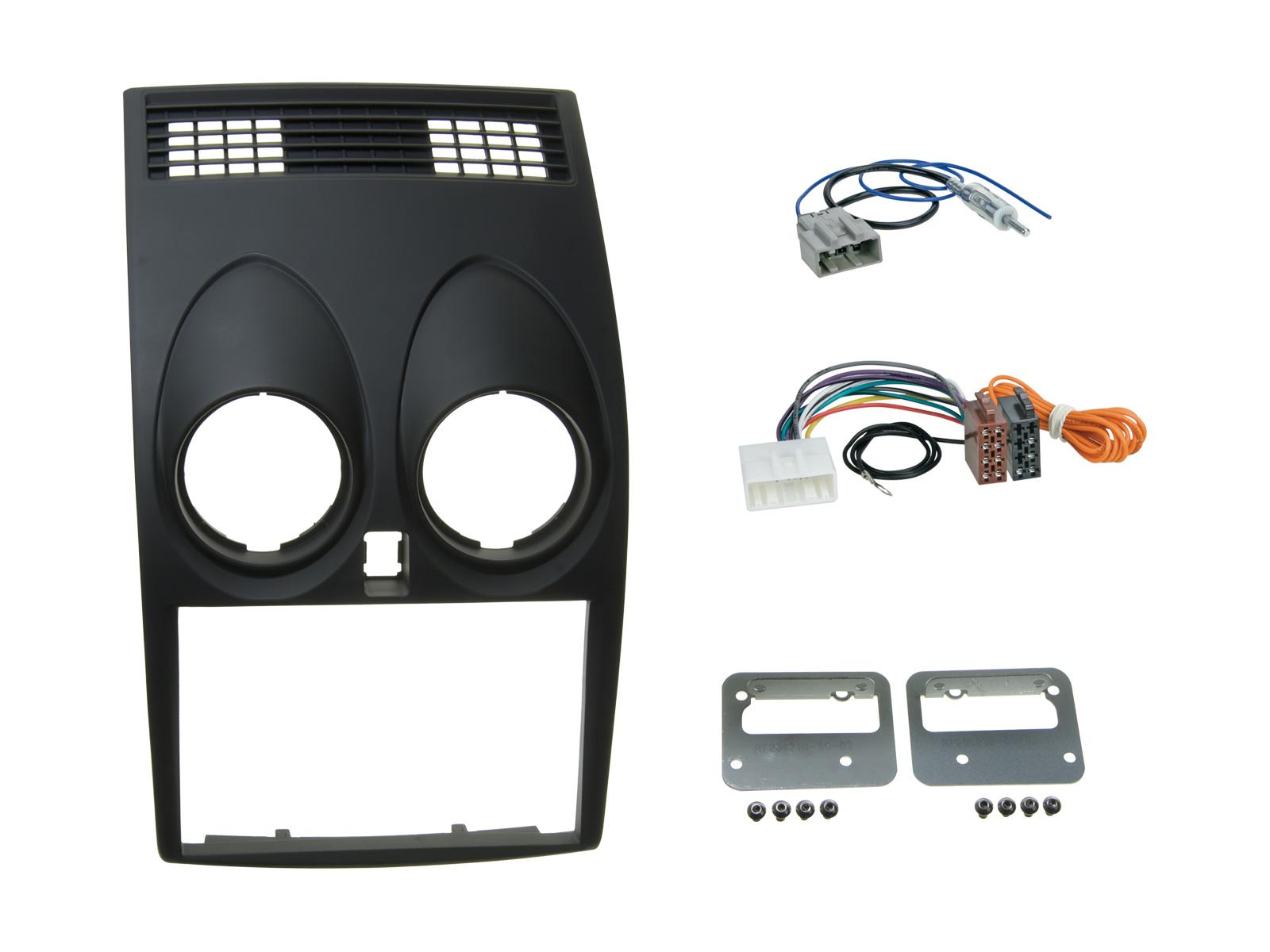 Installation Kit for INE-W928R ( Nissan Qashqai and Qashqai + 2