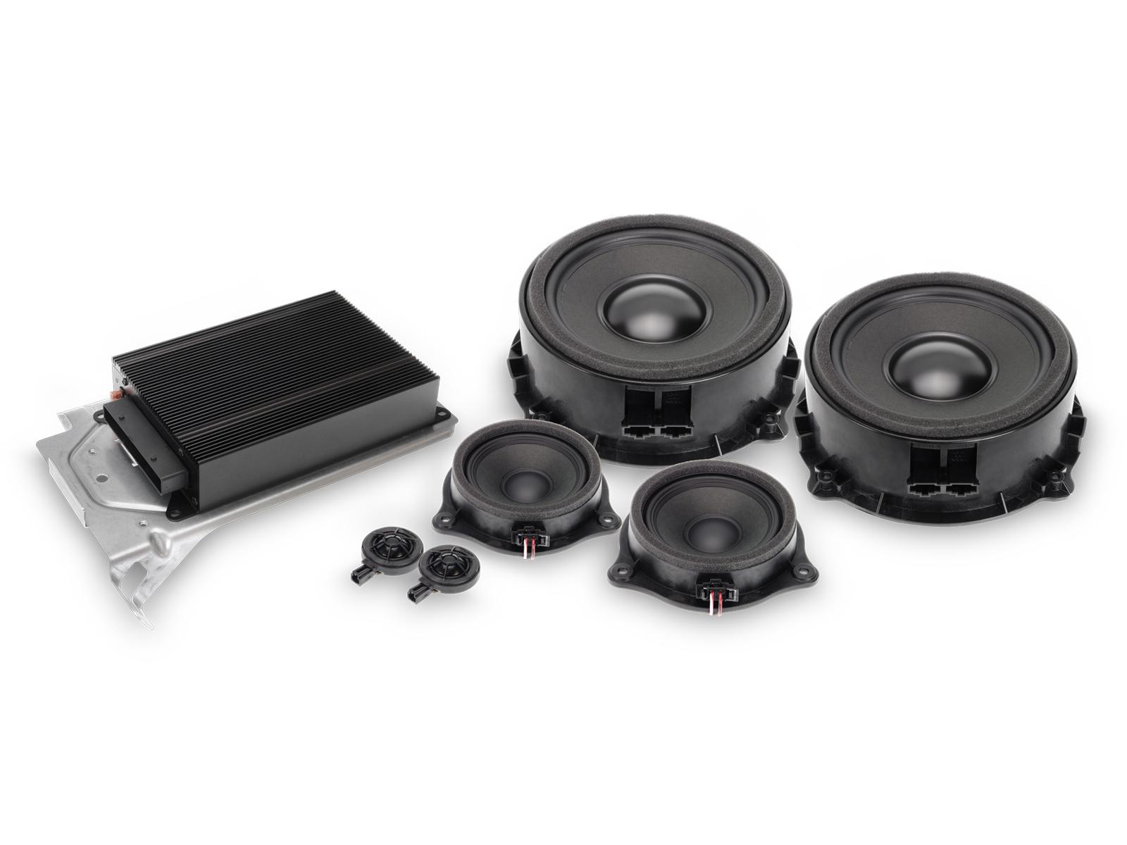 Premium Alpine Sound System for Audi TT - Alpine - SPC-400TT