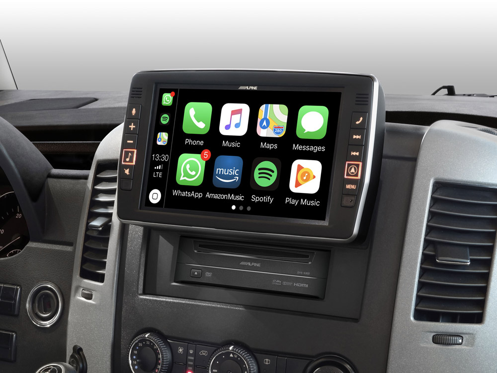 """9"""" Touch Screen Navigation for Mercedes Sprinter, compatible with"""