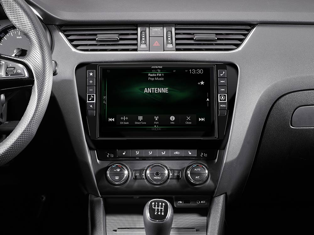 Navigation System for Skoda Octavia 3 - Alpine - X901D-OC3