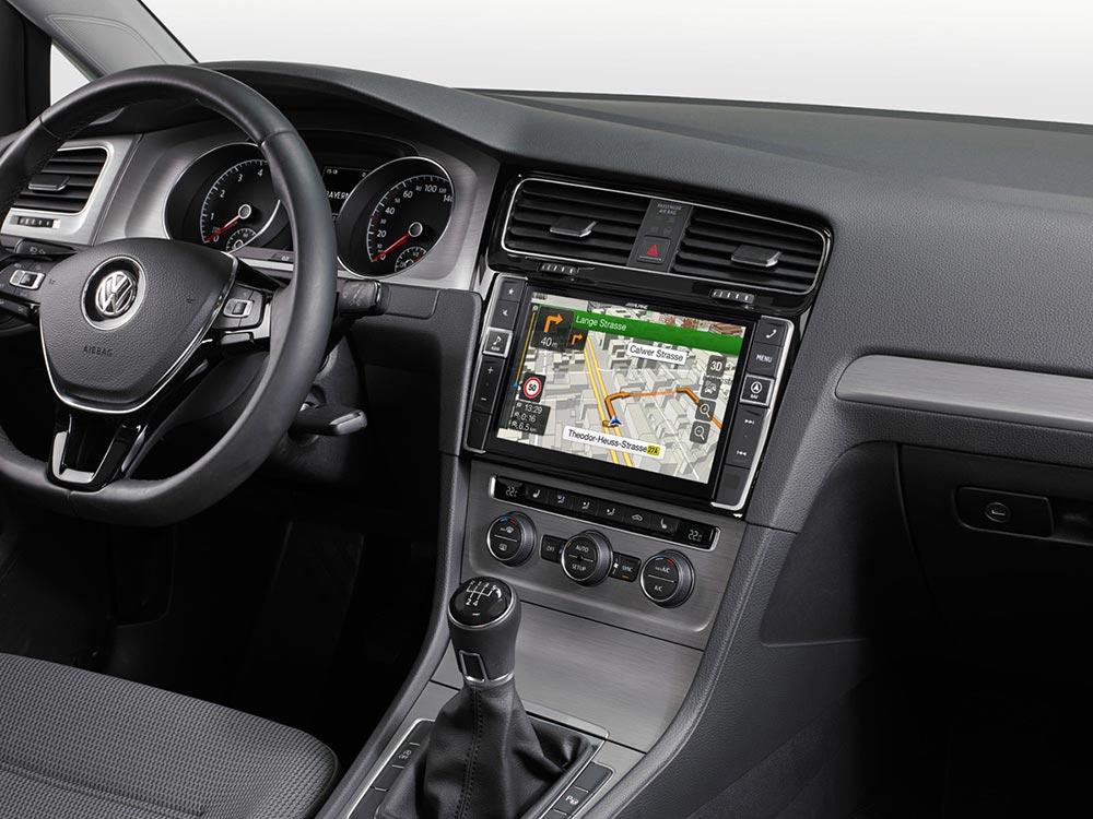 d1e445f5f2cf36 Navigation System for Volkswagen Golf 7 - Alpine - X901D-G7