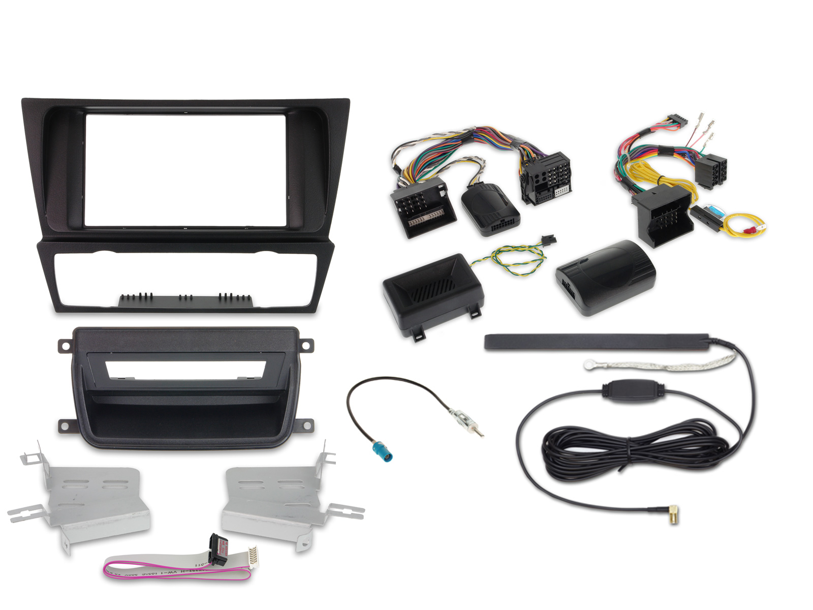 Installation Kit For Ilx 700 Ine W987d Bmw 3 Series Alpine Camera Wiring Diagram 7bm3a