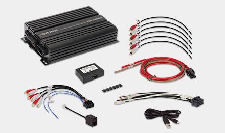 8-Channel Digital DSP Amplifier - Alpine - PDP-E800DSP