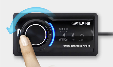 Alpine, PWD-X5