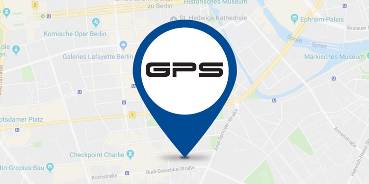 Built-in GPS