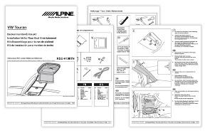 installation kit for vw touran alpine rse k100tn rh alpine co uk Help Guide Blip Scale User's Guide