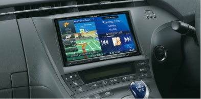 "advanced navi station alpine ine w928r cleanly installing an 8"" screen into a regular dashboard can be a challenge so alpine provides an increasing number of installation kits"