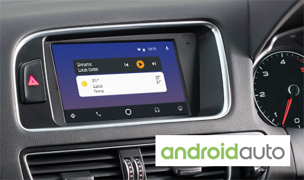 Audi Q5 - Works with Android Auto - X702D-Q5R
