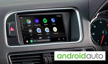 Audi Q5 - Works with Android Auto - X703D-Q5R