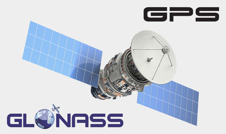 GPS and Glonass Compatible - X703D-Q5R