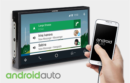 Freestyle - Works with Android Auto - X903DC-F