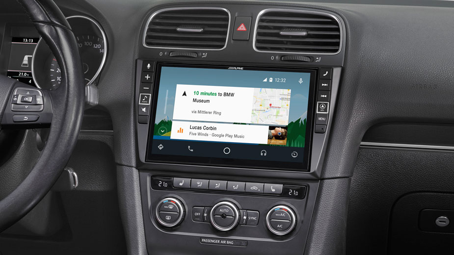 Online Navigation in your Skoda Octavia 3 - i902D-OC3