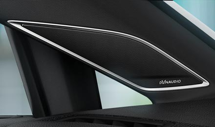 Golf 7 - Compatible with Dynaudio Sound System  - X902D-G7R