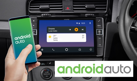 Golf 7 - Works with Android Auto - X902D-G7R