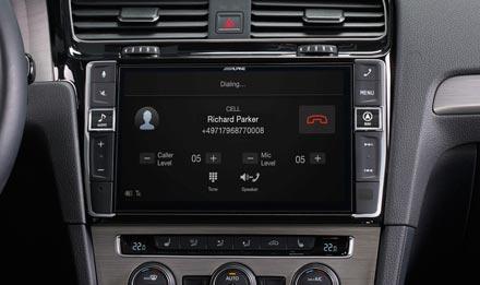 Golf 7 - Built-in Bluetooth® Technology - X903D-G7