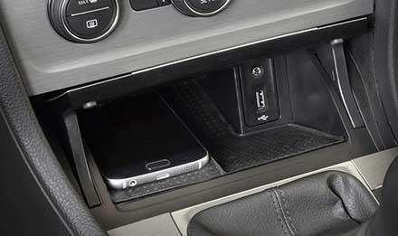Golf 7 - USB / AUX port - X903D-G7