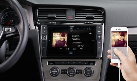 Golf 7 - Connect Your Smartphone - X903D-G7