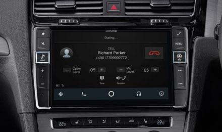 Golf 7 - Built-in Bluetooth® Technology - i902D-G7R