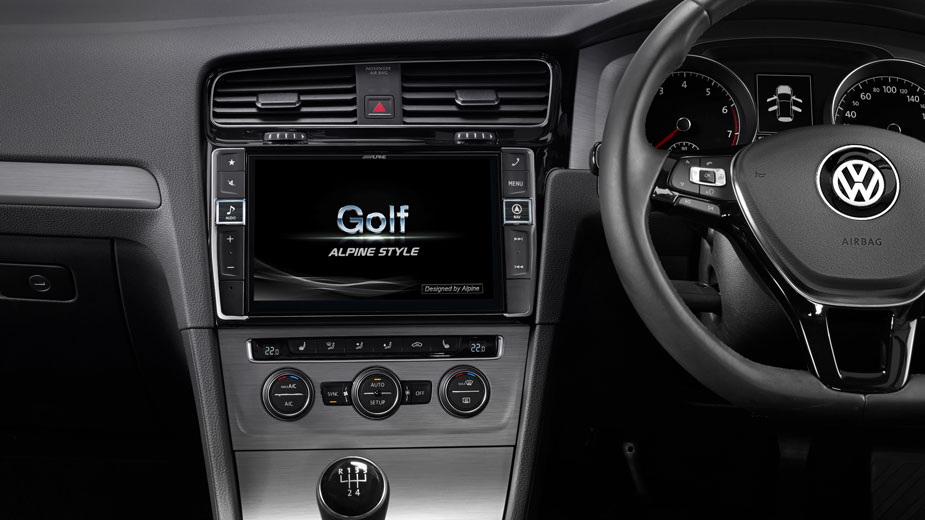 Golf 7 - Start-up Logo GTI - i902D-G7R