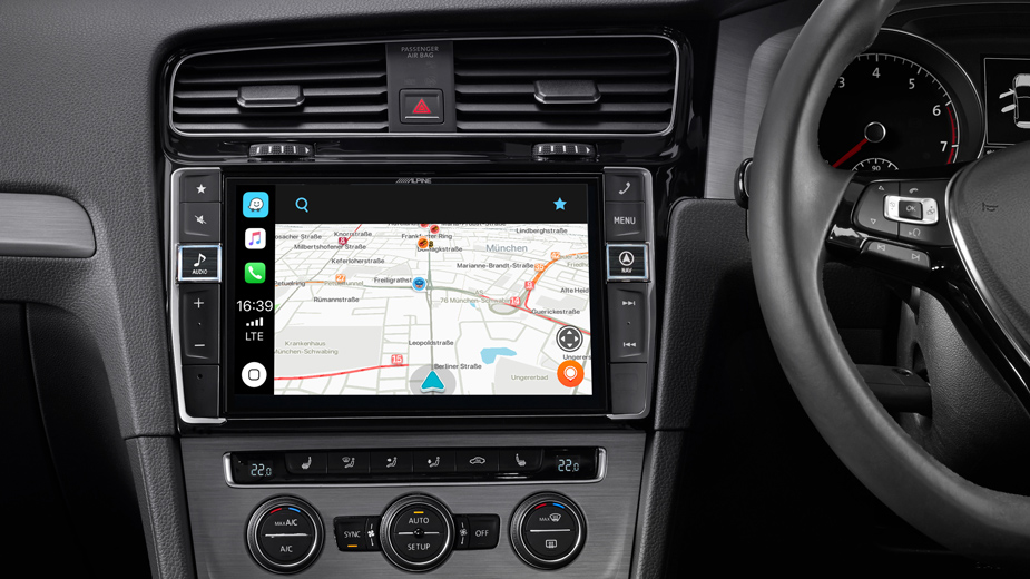 Online Navigation in your Volkswagen Golf 7 - i902D-G7R