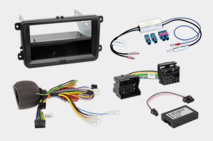 iLX-F903T6R - 1DIN installation kit included