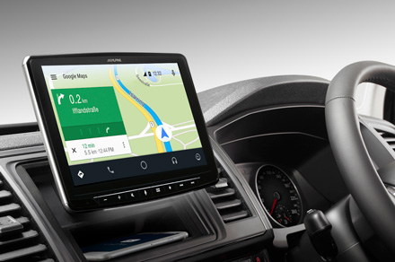 iLX-F903T6R - Online Navigation with Android Auto