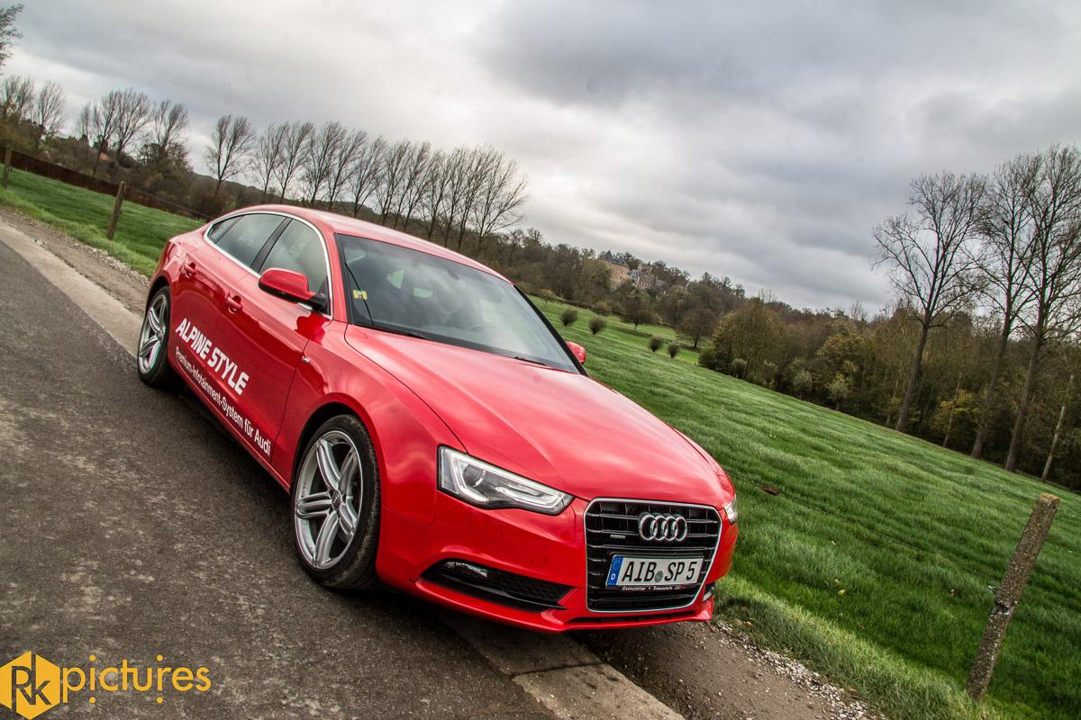 Build Audi Q5 >> Alpine - Audi A5