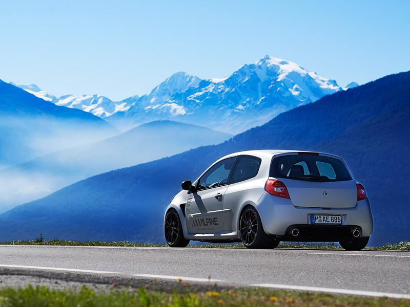 Alpine Renault Clio Rs